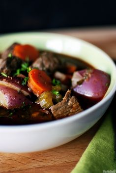 Simple Beef Crock Pot