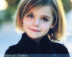 cool little girl chin length haircuts - Google Search...