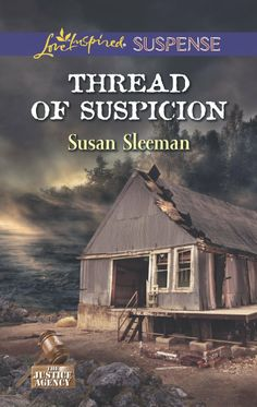 Amazon.com: Thread of Suspicion (The Justice Agency) eBook: Susan Sleeman: Kindle Store