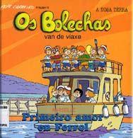 Libro informativo en galego.