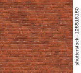 Dark Red Brick Wall Texture. Grunge Seamless Tileable Texture. by Tashatuvango, via ShutterStock