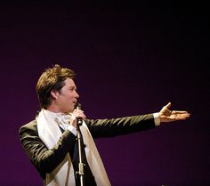 i saw rufus wainright live at tip's about 10 years ago - one of the best concerts - love him!