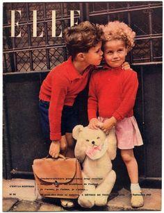 French ELLE, Septembre 1947