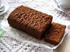 Icelandic Brown Bread. An authentic Icelandic bread rich in molasses and butter, creating a soft texture to the crumb.