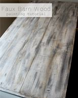 how to paint barn board