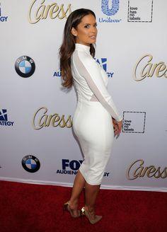 Rocsi Diaz At Latina Hot List Party Celebzz