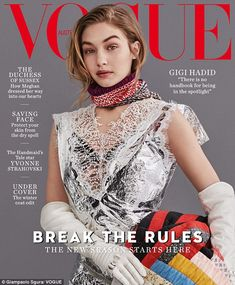 'I know I come from privilege': Gigi Hadid admits she felt 'big guilt' at the start of her... #gigihadid
