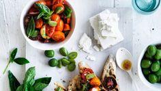The Mediterranean diet is healthy. But is it Mediterranean?