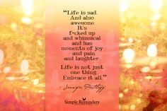Life Is Everything