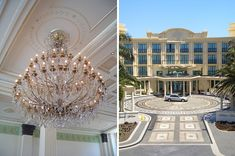 Palazzo Versace Hotel, Queensland. Celebrated a special birthday there, along with Ant'n'Dec