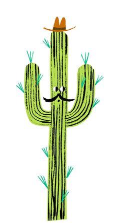 Cactus by Rob Hodgson.