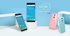OUKITEL C8 4G is coming, 5.5 inch and 18:9 display