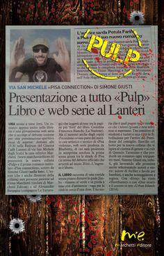Presentazione di Pisa connection assieme al cast di Pisa violenta. 11 dicembre 2015.