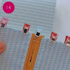 DIY : La valisette Laetibricole - Ma petite Mercerie, le blog Leather Bag Pattern, Blog, Baby Sewing, Hermes Birkin, Diy, Fabric Dolls, Dressmaking, Blue Prints, Tuto Couture Facile