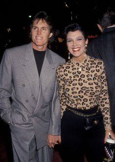 Amazingly Bad Photos From Bruce And Kris Jenner's 22 Years Of Marriage