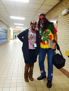 It's Hippy Day...Go Jags!!!