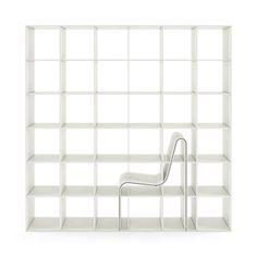 最強偽裝術!「Bookchair」巧身融入書櫃裡的椅子 | 大人物 - 89993