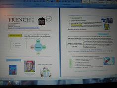 Chez Renée. New syllabus ideas and an awesome paint chip pairing idea.
