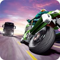 Traffic Rider 1.4 MOD APK Unlimited Money  games racing