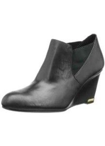 Bandolino Women's Thistle Bootie,Black M US Yoga Fashion, Fashion Shoes, Fashion Accessories, Beautiful Shoes, Ankle Booties, Passion For Fashion, Heeled Boots, Black Leather, Booty
