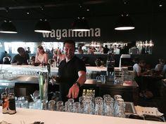 Wagamama bar CS Amsterdam