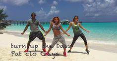Choreo Turn up the bass by Clotilde  Zumba® song