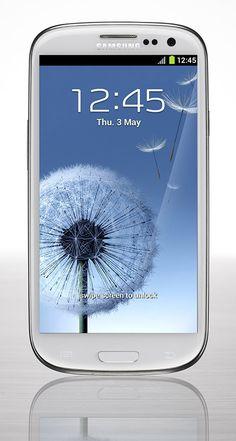 Samsung Reveals Galaxy S III [BREAKING]