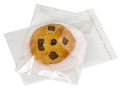 "4-3/8"" x 5-3/4"" Tape Resealable Bag"