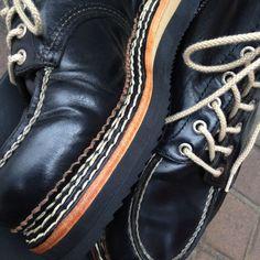 001:Red wing BUHI Custom shoes
