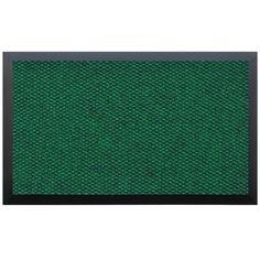 Momentum Mats Teton Green/ Black Entry Mat (Dark Green .50 in. H x 120 in. W x 144 in. L) (Plastic)