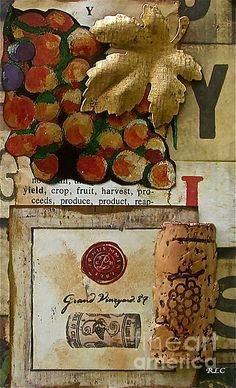 Harvest Mixed Media by Bellesouth Studio - Harvest Fine Art Prints and Posters for Sale