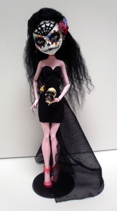 catrina monster high