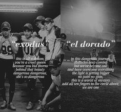 EXO Exodus & El Dorado