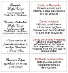 modelo de lembretes convite de casamento - Pesquisa Google