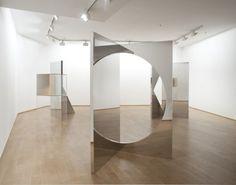 #minimalist #mirror #sculpture