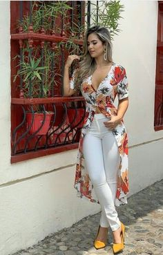 Ropa y accesorios Source by 2019 moda Mom Outfits, Classy Outfits, Stylish Outfits, Spring Outfits, Dress Outfits, Fashion Dresses, Look Fashion, Girl Fashion, Fashion Tv