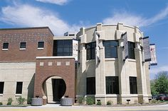 Black Cultural Center:  Opened June 1999 – located at 1100 Third Street