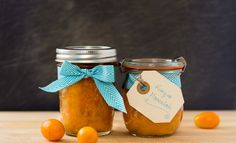 This quick and easy homemade marmalade using tart-sweet kumquats is the perfect DIY handmade gift for the holiday season.