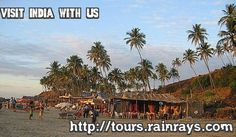Tourist Attraction India: Vagator Beach Goa | enjoy goa beaches