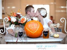 Vintage DIY Fall Wedding...what I hope our wedding looks like!!