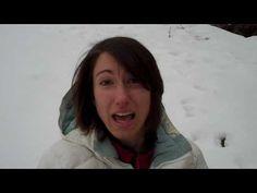 Winter Survival: Finding Water, Eating Snow Vs Ice (Wilderness Survival Skills)