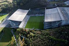 Estádio Municipal de Braga - Home SC Braga - Portugal