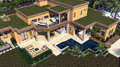 Beautiful House Plans South Africa House Plans In 2019