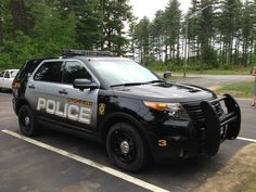 Litchfield Police with Code 3 lighting