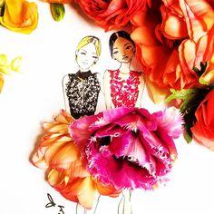Meredith Wing Design, LLC — Fringed Tulip
