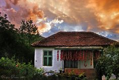 Serbian Village - after storm, Tanjica Perovic Photography
