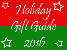 Need last minute gift ideas?! Check out this Holiday Gift Guide! Give the Gift of Health this season :)