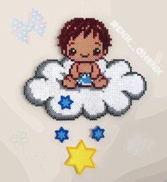Midi boy boncuklarla hazırlamış olduğum yenidoğan bebek odası kapı süsü ..✨ tasarım benden süslemesi sizden iyi günlerde kullanın ..…