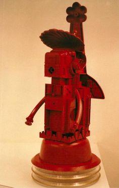 Pre-mst3k robot built by Joel Hodgson