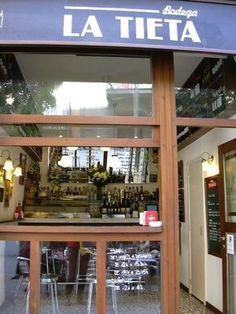 La Tieta Tapas Bar, Barcelona